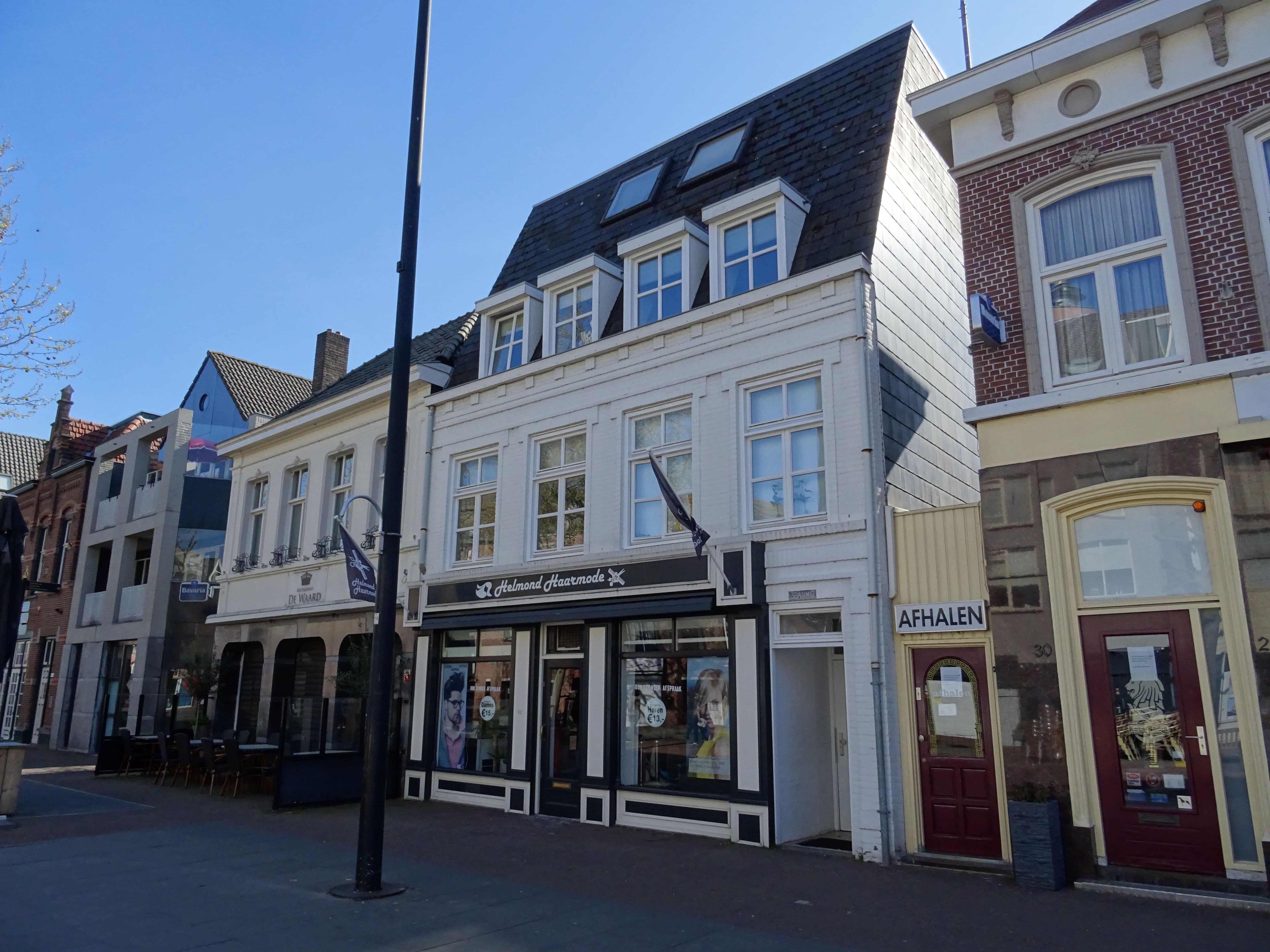 Helmond | Markt 32A  TE HUUR